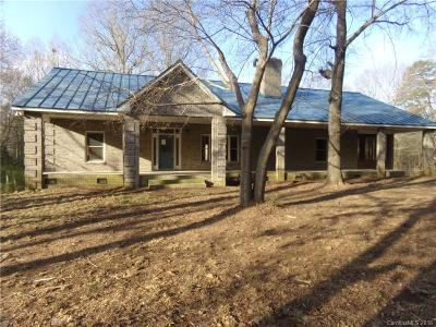 Marshville Single Family Home Under Contract-Show: 3716 Gilboa Road