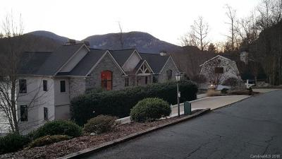 Lake Lure Single Family Home For Sale: 384 Chapel Point Road