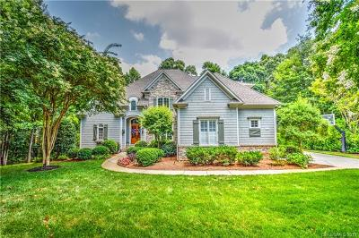 Mooresville Single Family Home For Sale: 188 Wild Harbor Road