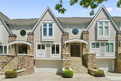 Piper Glen Condo/Townhouse For Sale: 6607 Kilberry Lane