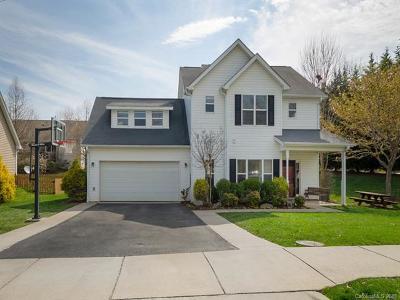 Asheville Single Family Home For Sale: 26 Scottish Circle
