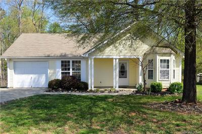 Mooresville Single Family Home For Sale: 117 Sterling Terrace Drive