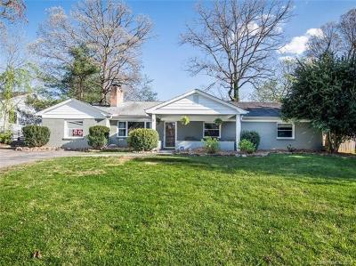 Asheville Single Family Home For Sale: 15 Forestdale Drive