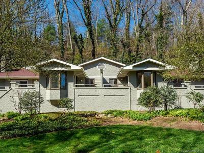 Asheville Condo/Townhouse For Sale: 127 Willow Lake Drive