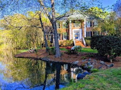 Matthews Single Family Home Under Contract-Show: 2237 Greenbrook Parkway