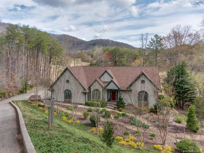 Lake Lure NC Single Family Home For Sale: $589,950