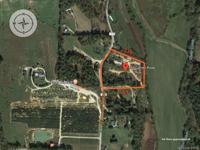 Hendersonville Residential Lots & Land For Sale: 458 Garren Road