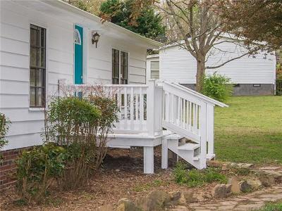 Stanly County Single Family Home Under Contract-Show: 12432 Mattie Lane #18