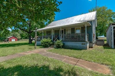 Lincolnton Single Family Home For Sale: 3235 Blackburn Bridge Road