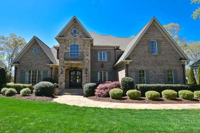 Waxhaw Single Family Home For Sale: 8825 Kentucky Derby Drive