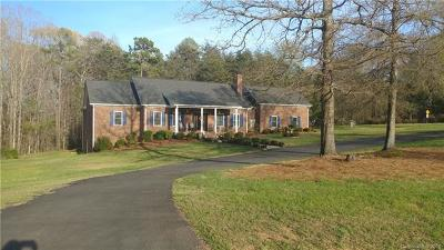 Fort Mill Single Family Home For Sale: 1725 Williams Road