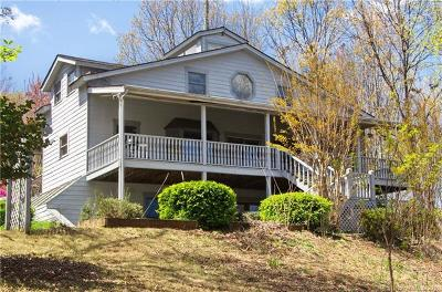 Lake Lure Single Family Home For Sale: 490 Whitney Boulevard