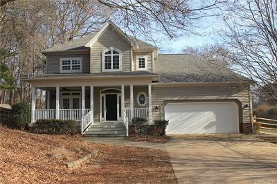 Huntersville Single Family Home For Sale: 6410 McIlwaine Road