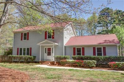 Single Family Home For Sale: 4608 Hickory Grove Road