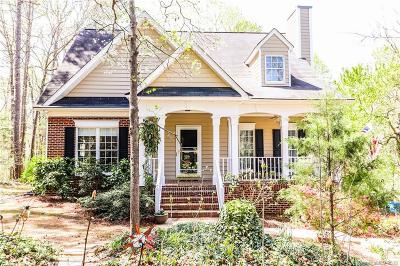 Wingate Single Family Home For Sale: 110 Creek View Lane