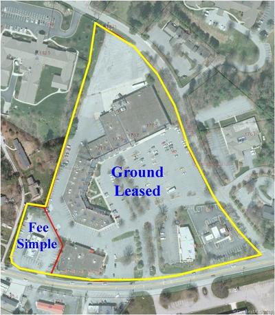 Hendersonville NC Commercial For Sale: $9,200,000