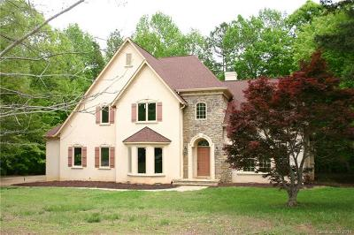 Single Family Home For Sale: 6050 Bluebird Hill Lane