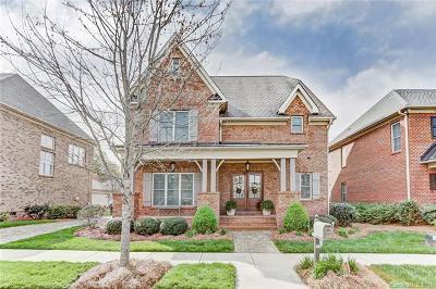 Belmont Single Family Home For Sale: 1005 Belmont Village Drive
