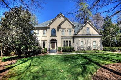 Ballantyne Country Club Single Family Home For Sale: 14930 Ballantyne Country Club Drive