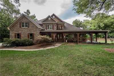 Single Family Home For Sale: 8224 Tirzah Church Road