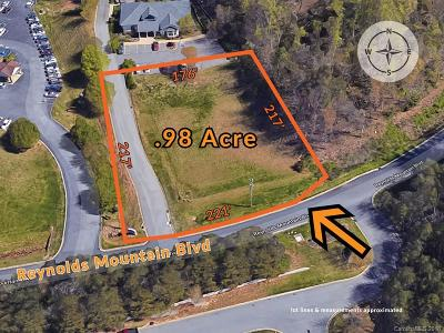 Buncombe County Residential Lots & Land For Sale: 9999 Reynolds Mountain Boulevard