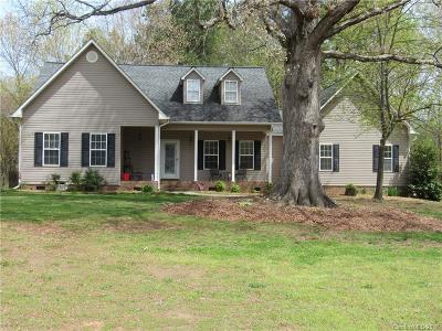 Single Family Home For Sale: 4181 Fletcher Funderburk Road