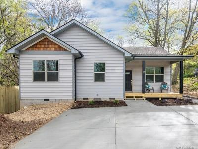 Asheville NC Single Family Home Under Contract-Show: $245,000