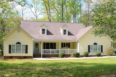 Stanly County Single Family Home For Sale: 109 Walnut Creek Road #42