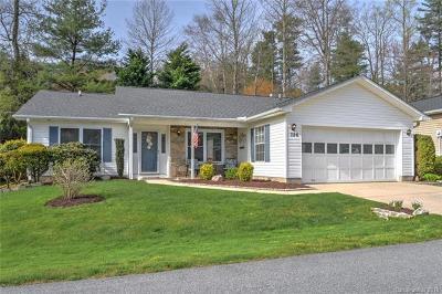 Hendersonville Single Family Home For Sale: 726 W Saint Johns Way