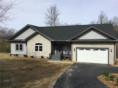 Hendersonville Single Family Home For Sale: 37 Ashton Forest Court