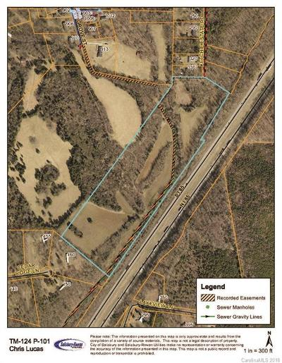 China Grove Residential Lots & Land For Sale: Ketchie Estate Road