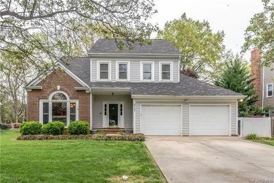 Single Family Home For Sale: 8706 Tamarron Drive