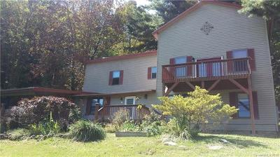 Waynesville Single Family Home For Sale: 3893 Hemphill Road