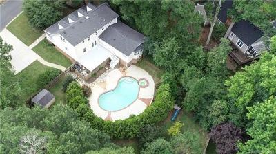 Statesville, Charlotte, Mooresville Single Family Home For Sale: 5011 Crooked Oak Lane