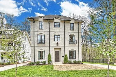 Charlotte Single Family Home For Sale: 2059 Vernon Drive