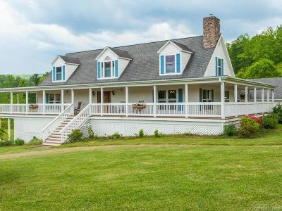 Mills River Single Family Home Under Contract-Show: 71 Bradford Farm Road
