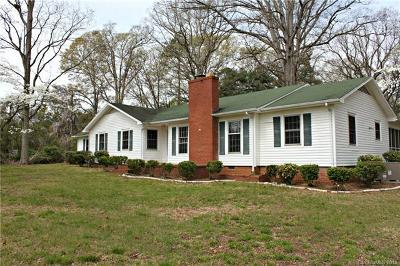 Belmont Single Family Home For Sale: 405 Belmont-Mt Holly Road