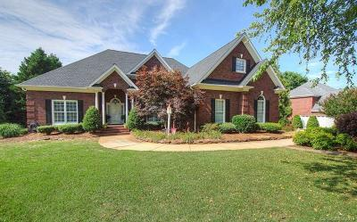 Weddington Single Family Home For Sale: 3707 Song Sparrow Drive
