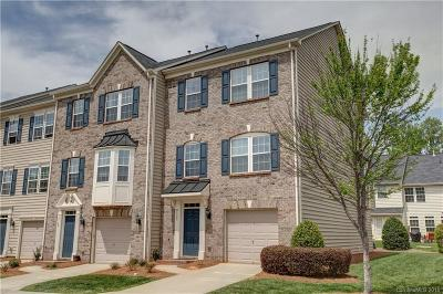 Charlotte NC Condo/Townhouse For Sale: $329,999