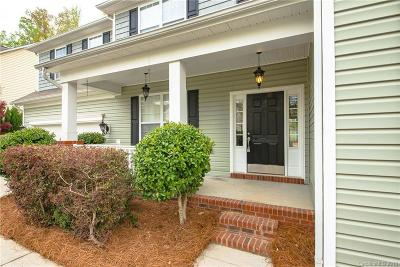 Huntersville Single Family Home Under Contract-Show: 6431 Colonial Garden Drive