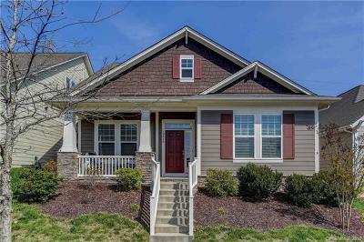 Single Family Home For Sale: 12444 Bradford Park Drive