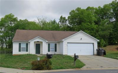 Concord NC Single Family Home Under Contract-Show: $145,000