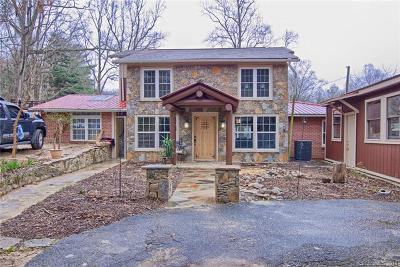 Single Family Home For Sale: 3451 Asheville Highway