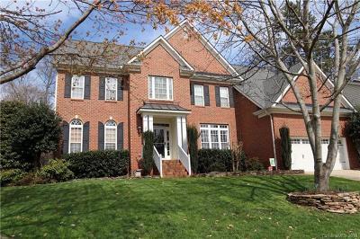 Huntersville Single Family Home For Sale: 12021 Farnborough Road #39