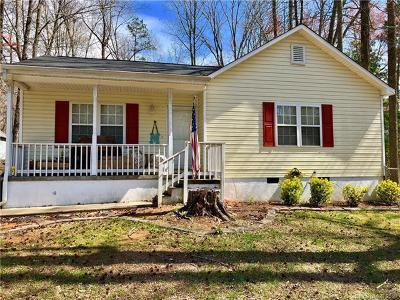 Statesville Single Family Home For Sale: 115 Woodview Drive #22