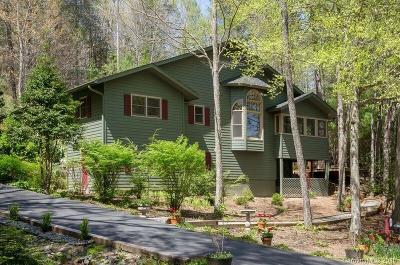 Brevard Single Family Home Under Contract-Show: 852 Deerlake Road #L52