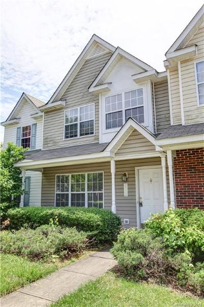 Charlotte NC Condo/Townhouse Under Contract-Show: $99,000