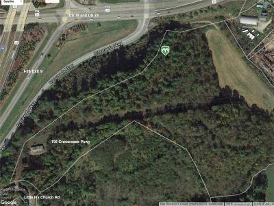 Buncombe County, Haywood County, Henderson County, Madison County Residential Lots & Land For Sale: 195 Crossroads Parkway