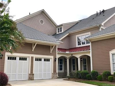 Mooresville Condo/Townhouse For Sale: 117 Cove Key Lane #N-8