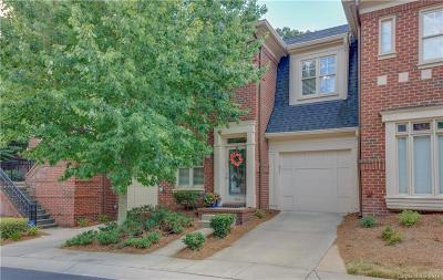 Charlotte Condo/Townhouse For Sale: 988 Park Slope Drive
